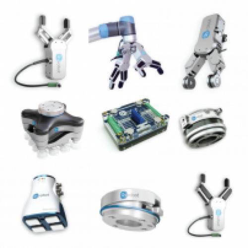 On Robot Elektrikli Tutucu