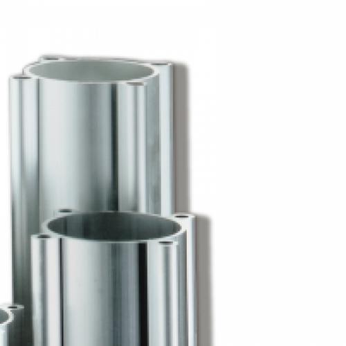 Winman Alüminyum Profil Pnömatik Silindir Boruları-Ws