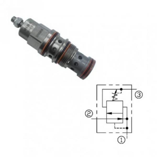 Winman Wrb Serisi Pressure Control Valfi