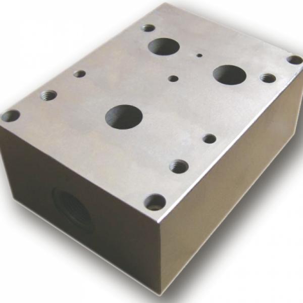 Winman Hidrolik Ng 16 Çelik Valf Pleytleri – Dhg-04 Serisi