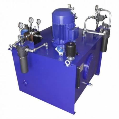 Winman Hidrolik Özel Uygulamalı Güç Üniteleri