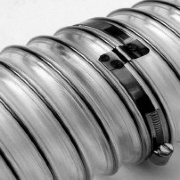 Spiral Tel Atlamalı Kelepçeler