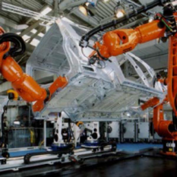 Otomotiv Endüstrisinde Robot Uygulamaları İçin Isıtıcılı Mastik Hortumları