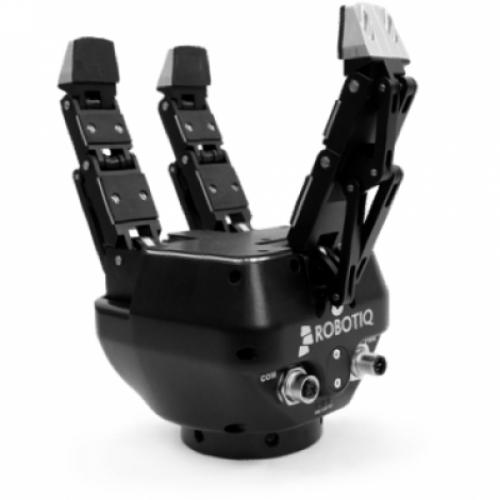 3 Parmaklı Uyumlu Robot Tutucu