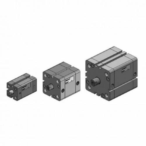 Winman Wacc Kompakt Pnömatik Silindirler
